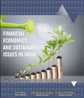 FINANCIAL ECONOMICS AND SUSTAINABILITY ISSUES IN INDIA